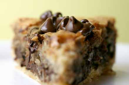 Chocolate Chip Cookie Pie - Animals Galore and More